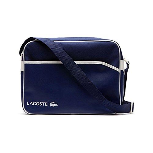 Lacoste Nh0860ut, Sacs bandoulière Homme - Bleu (237), Taille Unique
