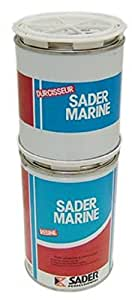 Sader - Colle resorcine marine - Type.Pot - Cond. Kg.1,2 -
