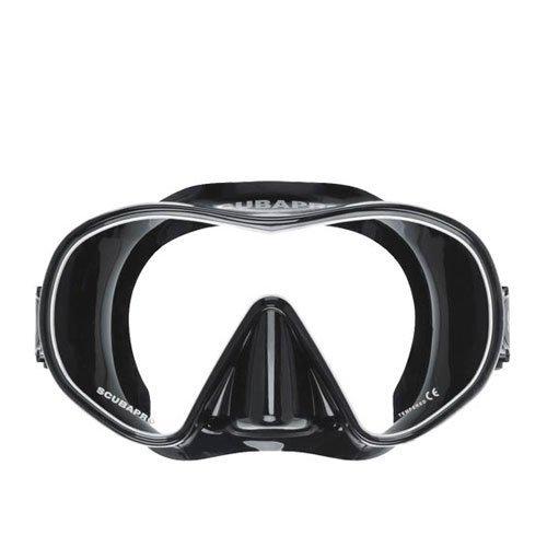 Scubapro-Solo Mask, Couleur Bleu, Noir