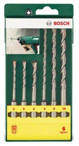 Bosch DIY 6tlg. Bohrer-Set SDS-plus-1 - 2