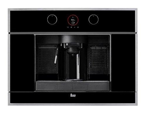 Teka CLC 835 MC 40589513 Einbau-Kaffeemaschine/33 cm/5 Kaffeeadapter