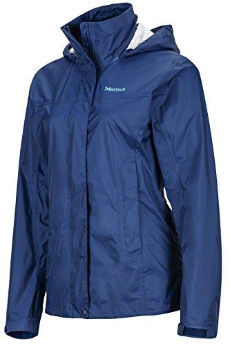 Marmot Damen Jacke Wm's Precip Jacket, Arctic Navy, XS - 3