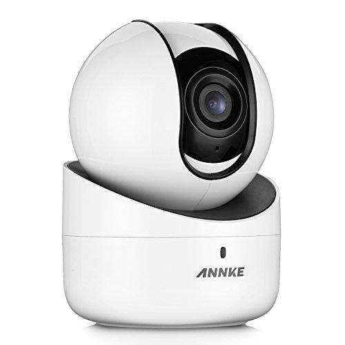 ANNKE ® Cámara IP de vigilancia de interior Audio en 2 direcciónes...