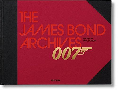 Das James Bond Archiv (Tasche Spy)