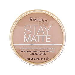 Rimmel London Stay Matte Pressed Powder, Mohair, 14g