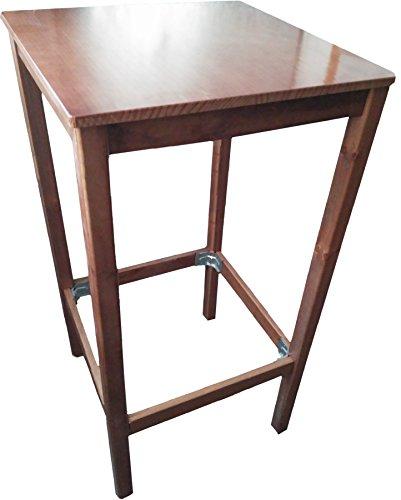 Table-bar-haute-114-cm-de-hauteur-avec-plateau-de-59-x-59-cm-Coloris-noyer