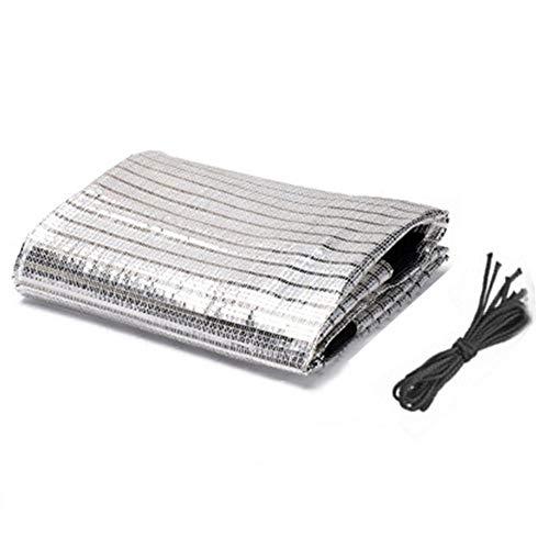 Sunblock Sonnenschutz Netz Kühlendes Sonnenschutznetz Reflektierende Aluminiumfolie Geeignet Für Fleischige Gartenarbeit Kühlung Schatten Netzwerk.