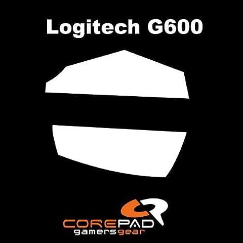 Corepad Skatez - Patins Teflon - Souris Pieds - Pro 76 - Logitech G600