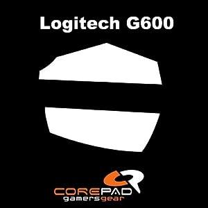 Corepad Mausfüße Skatez Pro 76 Logitech G600