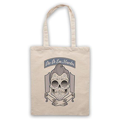 Dia De Los Muertos Mexican Day Of The Dead Umhangetaschen Naturlich