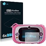 6x Film Protection pour Vtech Kidizoom Touch Protection écran Film Protecteur Transparent