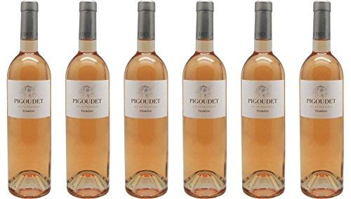 Pigoudet-Premiere-AOP-Coteaux-dAix-en-Provence-Ros-20152016-Trocken-6-x-075-l
