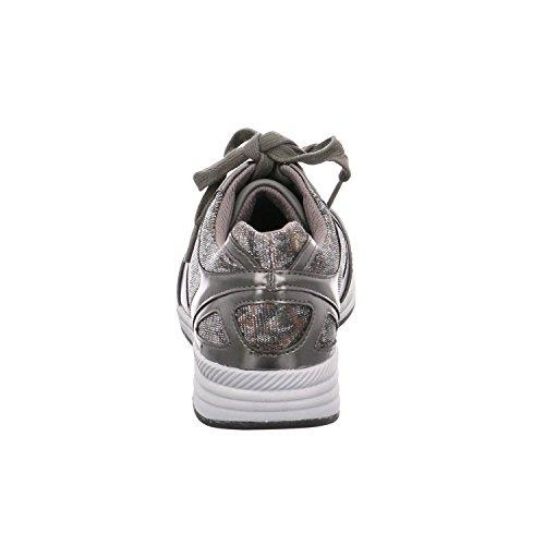 Jenny22-64422-05 - Scarpa stringata Donna Grigio (grigio)