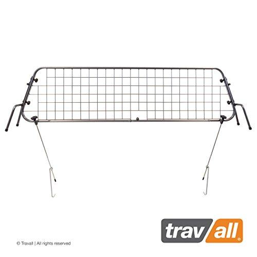 Travall® Guard Hundegitter TDG1141 – Maßgeschneidertes Trenngitter in Original Qualität - 3