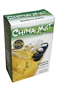 China Mist Blackberry Jasmine Iced Green Tea
