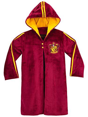 HARRY POTTER - Robe de Chambre - Hogwarts - Garçon - Rouge - 12-13 Ans