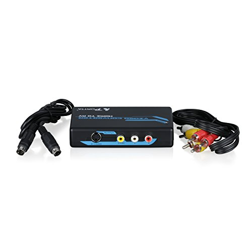 Portta HDMI Converter HDMI to AV or CVBS Composite, used for sale  Delivered anywhere in UK