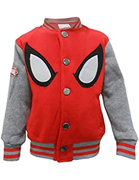 Hunter Price Chaqueta Marvel Ultimate Spider-Man Béisbol de los muchachos