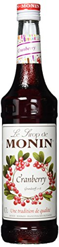 Monin Cranberry (3 x 0.7 l)