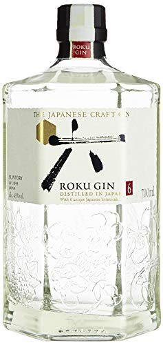 Roku Japanese Craft Roku Gin (1 x 0.7 l) -