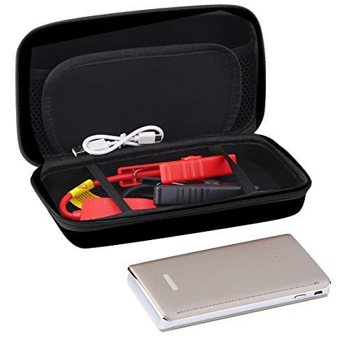 Funnyrunstore 30000mAh Pack de démarrage de voiture portable Booster LED Chargeur de batterie Batterie Power Portable Alimentation de démarrage d'urgence