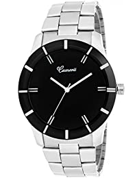 Camerii Analogue Silver Dial Men's Watch -Wm155