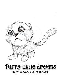 furry little dreams (English Edition)