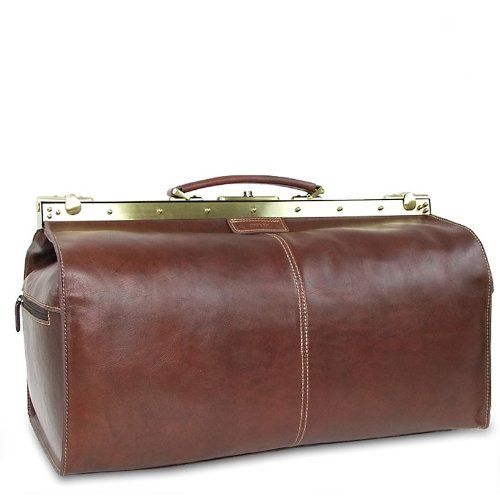 PICARD Men Travelcase Leather Toscana Chestnut 6939 Picard