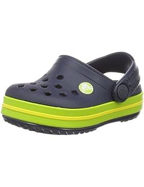 Crocs Crocband Clog K Navy/Vgrn,