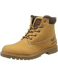 Dockers by Gerli 39rg601-610910 - botas de caña baja con forro cálido y botines Unisex Niños
