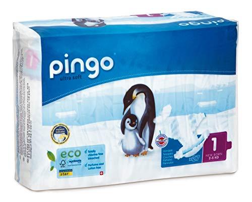 Pañales para recién nacidos Pingo