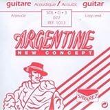 Savarez Cuerdas Para Guitarra Acustica Argentine Sol3-1013 Con Lazo