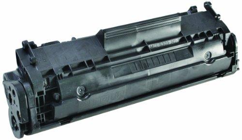 Preisvergleich Produktbild Freecolor Basic Toner für LaserJet 1010, 1012, 1015, 3015, 3020, 3030 Premium Plus, 4000 Seiten, passend zu HP Q2612A, schwarz