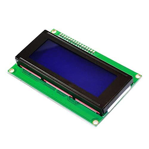 KEYESTUDIO I2C LCD 20 x 4 2004 LCD Display Modul für Arduino Raspberry Pi Weiß Buchstaben auf Blau Lcd-display-modul