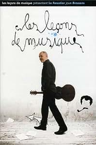 Maxime Le Forestier : Les leçons de musique