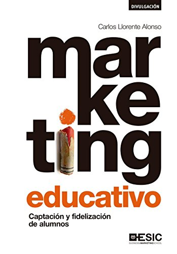 Libro Marketing educativo