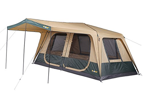 Cruiser 420 Cabin Familienzelt, Campingzelt, Hauszelt für 8 Personen DTF-C420-D Fast Frame Cruiser 420 420x240x195cm 18.4kg