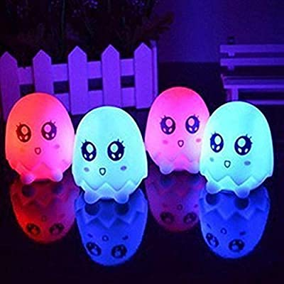 XXWG Romantic 7 Color Changing Rose LED Night Light : everything £5 (or less!)