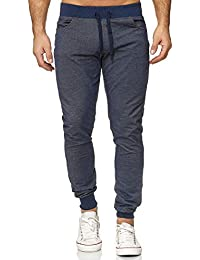 EGOMAXX Pantaloni Sudore da Jogging da Uomo Slim Fit Jeans Pants 222ea4a845b2