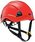 Petzl Helme Vertex ST - Casco de escalada, color rojo, talla 53-63 cm