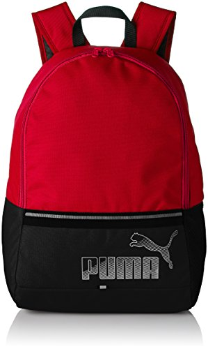 PUMA Phase Backpack II Rucksack, Toreador Black, OSFA