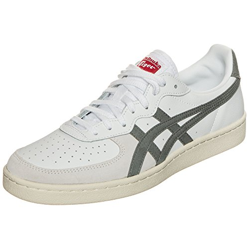 Onitsuka Tiger Gsm, Sneaker a Collo Basso Unisex – Adulto White
