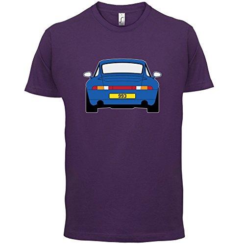 Porsche 993 Blau - Herren T-Shirt - 13 Farben Lila