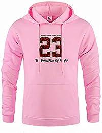 JORDAN 23 Imprimir Hombre de Moda Streetwear Pullover de Calidad Superior Sudaderas Con Capucha Masculinas Juvenil