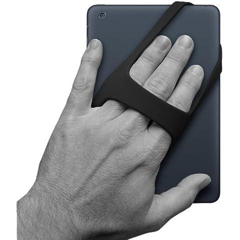 Padlette D2-ORG - Impugnatura in silicone per Apple iPad mini,