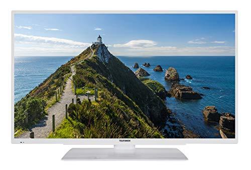 Telefunken XF40G111-W 102 cm (40 Zoll) Fernseher (Full HD, Triple Tuner)
