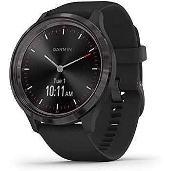 Garmin Vívomove 3 Sport 44 - Reloj inteligente, color negro ...