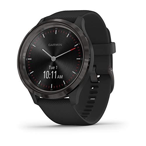 Garmin Vívomove 3 Sport 44 - Smart watch, black color
