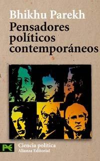 Pensadores políticos contemporáneos (El Libro De Bolsillo - Ciencias Sociales)