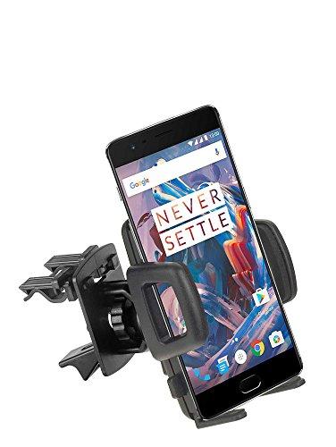 yayago Kfz Auto Halterung / Halter Lüftung für OnePlus 3 / OnePlus 3T